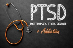 Addiction Trauma PTSD